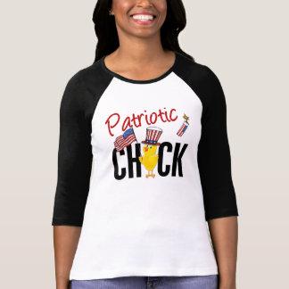 Patriotic Chick T-Shirt