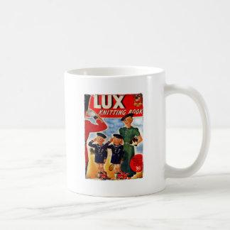 Patriotic Children Knitting Patterns Coffee Mug