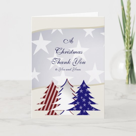 Patriotic Christmas Trees.Patriotic Christmas Trees Military Thank You