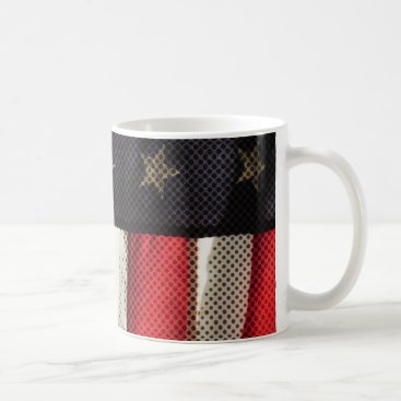 USA Themed Patriotic Coffee Mug