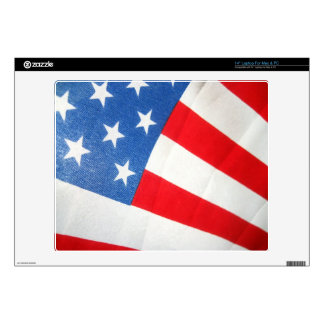 "Patriotic Cover 14"" Laptop Decals"