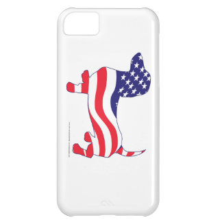 Patriotic Dachshund iPhone 5C Cover