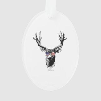 Patriotic Deer