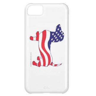 Patriotic Doxie iPhone 5C Cover