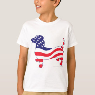 Patriotic Doxie T-Shirt
