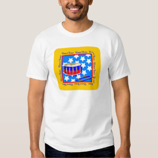 Patriotic Drums Shirt