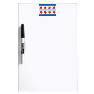 Patriotic Dry Erase Board