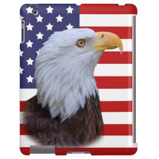 Patriotic  Eagle and USA Flag  Customizable