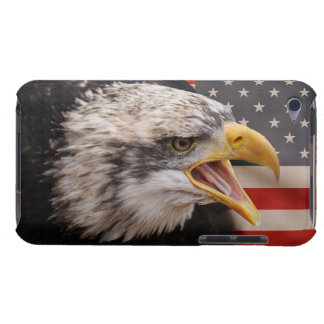 Patriotic Eagle Image iTouch Case iPod Touch Case-Mate Case