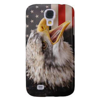 Patriotic Eagle iPhone 3G Case Galaxy S4 Covers