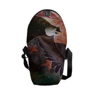 Patriotic Eagle Messenger Travel Bag Messenger Bags