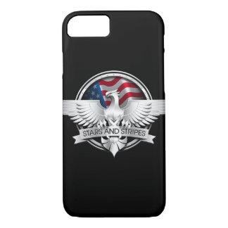 Patriotic Eagle Stars/Stripes iPhone 7 CASE