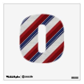 Patriotic Elements Wall Sticker