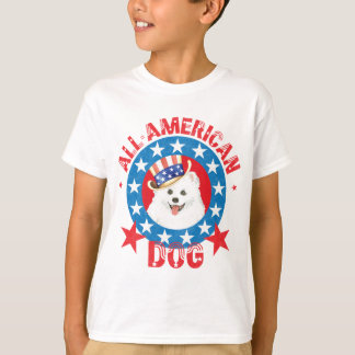 Patriotic Eskie T-Shirt