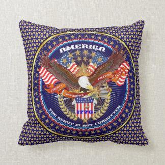 Patriotic EXTRA Throw Pillow