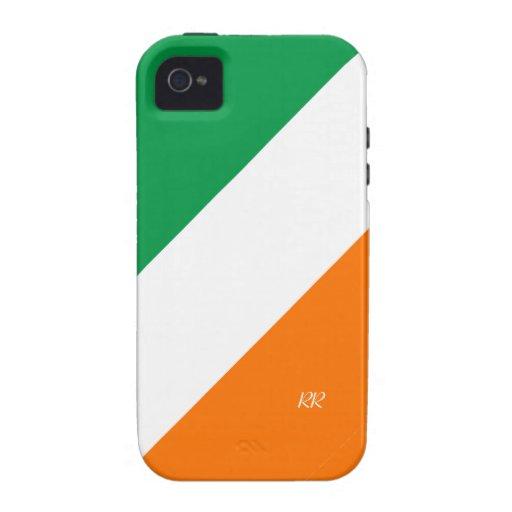 Patriotic Flag of Ireland iPhone 4/4S Vibe Case iPhone 4/4S Case