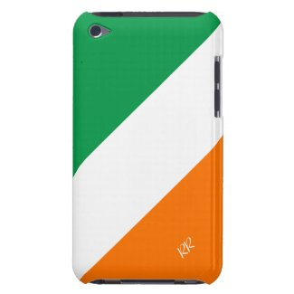 Patriotic Flag of Ireland iPod Touch Case
