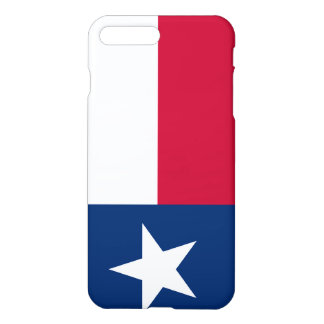 Patriotic Flag of Texas iPhone 8 Plus/7 Plus Case