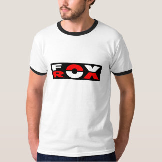 "Patriotic ""Fox Rox"" T-shirt"