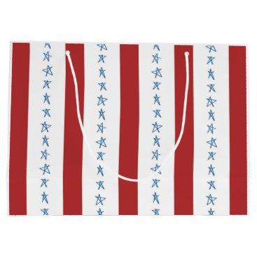 USA Themed Patriotic Gift Bag