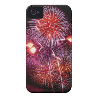 Patriotic Gifts Fireworks from the 4th of July iPhone 4 Case