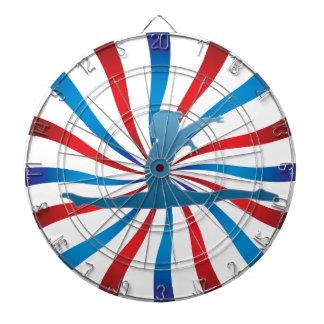 Patriotic Gymnastics Gifts Dartboard With Darts