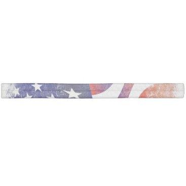 Patriotic hair tie