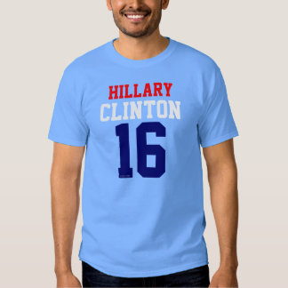 PATRIOTIC HILLARY CLINTON 16 Shirts
