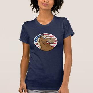 Patriotic Horse Shirt