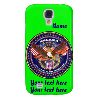 Patriotic HTC Vivid AT&T model View Notes Please Galaxy S4 Cases