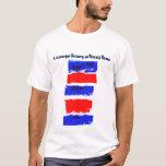 Patriotic immigrant America t-shirt