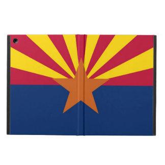 Patriotic ipad case with Flag of Arizona State