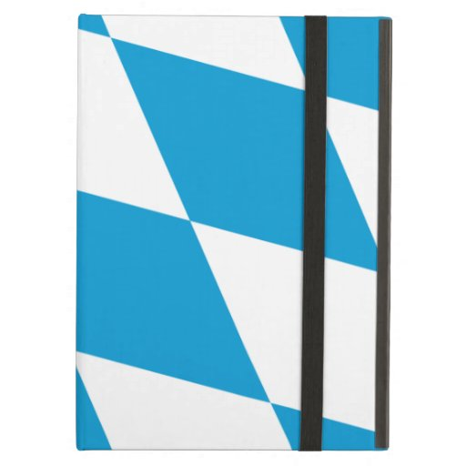 Patriotic ipad case with Flag of Bavaria, Germany