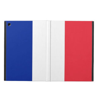 Patriotic ipad case with Flag of France
