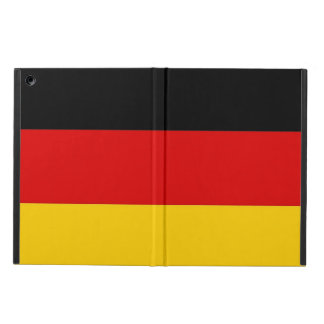 Patriotic ipad case with Flag of Germany