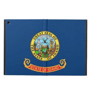 Patriotic ipad case with Flag of Idaho