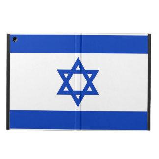 Patriotic ipad case with Flag of Israel