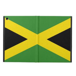 Patriotic ipad case with Flag of Jamaica