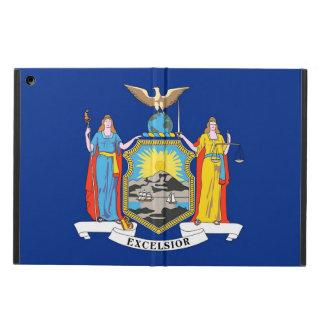 Patriotic ipad case with Flag of New York