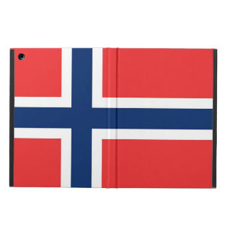 Patriotic ipad case with Flag of Norway