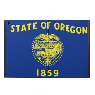 Patriotic ipad case with Flag of Oregon
