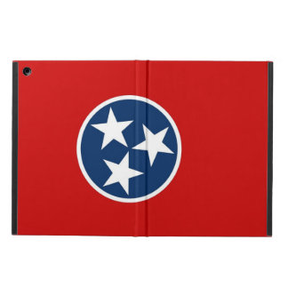 Patriotic ipad case with Flag of Tennessee