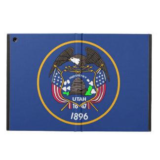 Patriotic ipad case with Flag of Utah