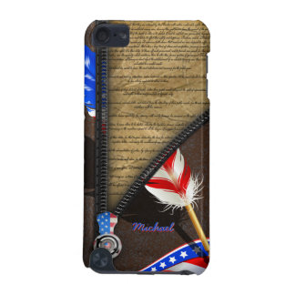 Patriotic iPod Touch 5 Case