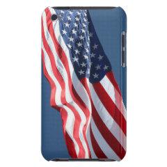 Patriotic iPod Touch Case