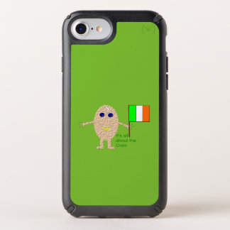 Patriotic Irish Egg Phone Case