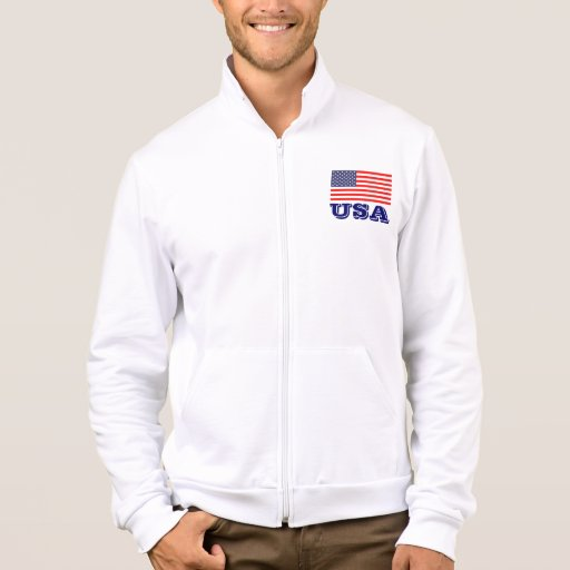 Patriotic jackets with American flag | USA