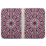 Patriotic Kindle Case Red White and Blue