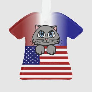 Patriotic Kitty