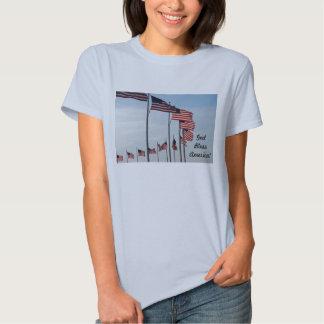 Patriotic Ladies T-shirt